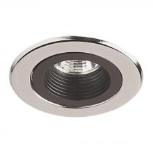 Dainolite DL300-CH - Trim w/Coilex Baffle-Use w/DL3000Housing