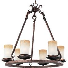 Maxim 10975WSOI - Notre Dame-Single-Tier Chandelier