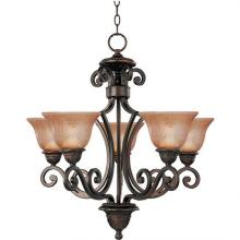 Maxim 11244SAOI - Symphony-Single-Tier Chandelier