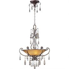 Maxim 14304COHR - Chic 4-Light Pendant