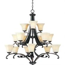 Maxim 21067FLRB - Oak Harbor-Multi-Tier Chandelier