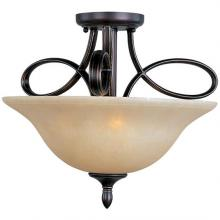 Maxim 21302WSOI - Infinity 3-Light Semi-Flush Mount