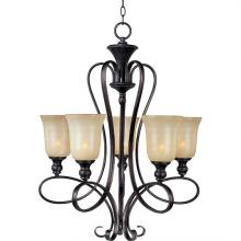 Maxim 21305WSOI - Infinity-Single-Tier Chandelier