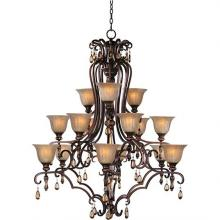 Maxim 22268EMFL - Dresden 15-Light Chandelier
