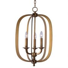 Maxim 22372NAB - Fairmont 3-Light Pendant