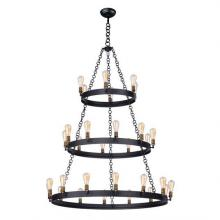 Maxim 26278BKNAB - Noble-Chandelier