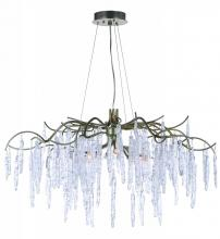 Maxim 26284ICSG - Willow-Single-Tier Chandelier