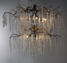 Maxim 26288ICSG - Willow-Multi-Tier Chandelier