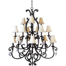Maxim 31007CU - Richmond-Multi-Tier Chandelier