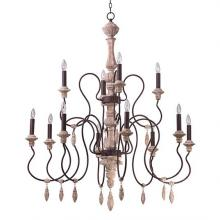 Maxim 39609SW - Olde World-Multi-Tier Chandelier