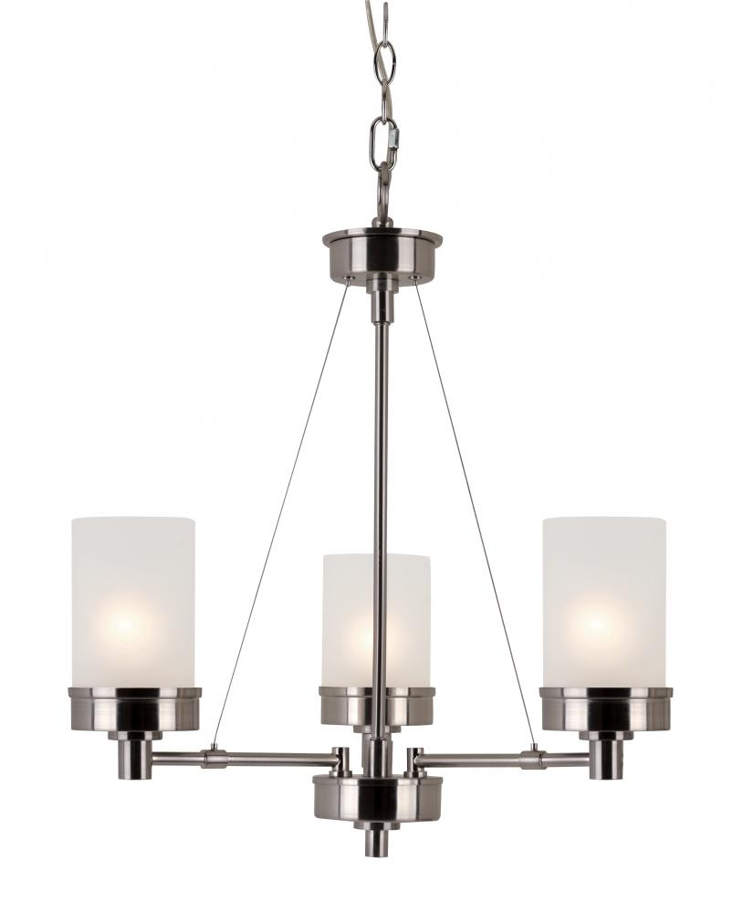 "Fusion 22"" Chandelier"
