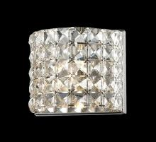 Z-Lite 867-1S - 1 Light Crystal Vanity Light