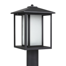 Sea Gull Canada 89129-12 - One Light Outdoor Post Lantern