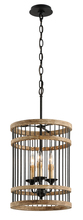 Troy F4855 - VINEYARD 3LT PENDANT SMALL
