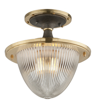 Troy C4700 - FLY BOY 1LT CEILING SEMI-FLUSH