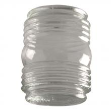 "Galaxy Lighting G12301 - Clear Jam Jar Glass for 3-1/4"" Holder"