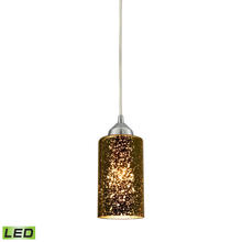 ELK Lighting 10505/1-LED - Illusions 1 Light LED Pendant In Polished Chrome